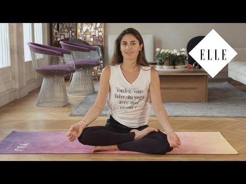 Se relaxer avec le yoga┃ELLE Yoga