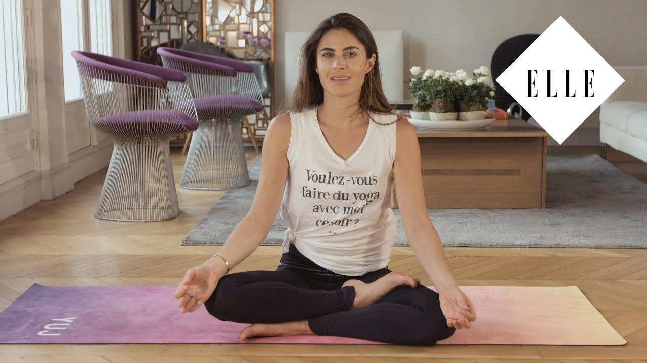 Comment Faire Pour Me Relaxer se relaxer avec le yoga┃elle yoga