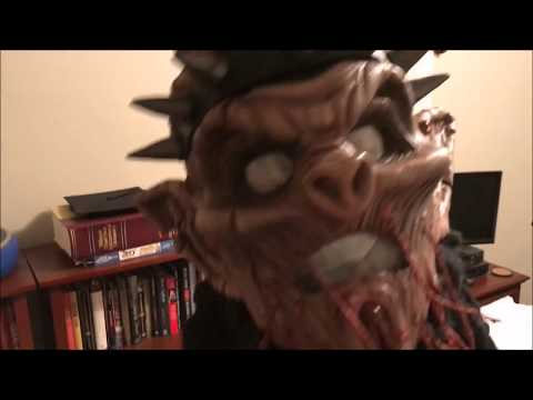 Oderus Urungus Mask Unboxing And Review