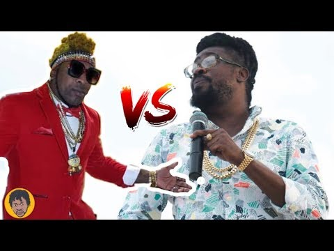 Beenie Man DISS Elephant Man WICKED! In His New Song