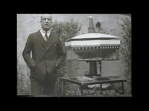 R. Buckminster Fuller - Architecture Theory