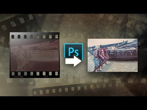 develop-a-negative-film-at-home-with-photoshop!