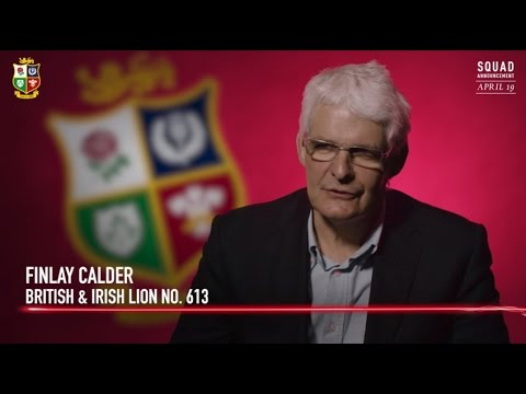 'It makes you feel incredibly proud' | British & Irish Lions