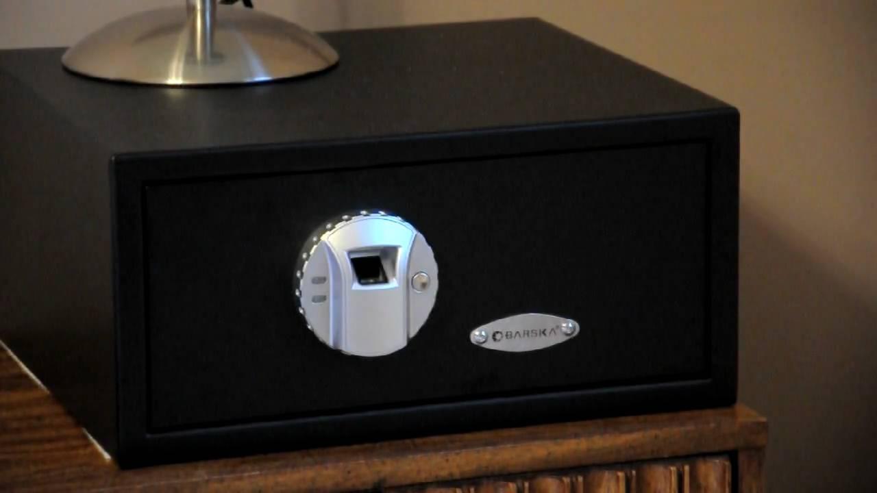 review of barska biometric safe - Biometric Safe