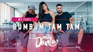 Baixar MC Fioti - Bum Bum Tam Tam - Coreografia: Mete Dança