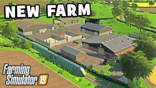 BUYING A NEW FARM WITH FIELDS! - Charwell FS19 - Episode 12