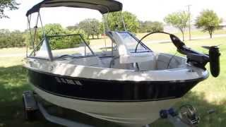 Bayliner Fish and ski, clean boat lake ready, for sale in Texas