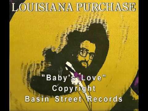"""""""Baby's Love"""" Louisiana Purchase"""