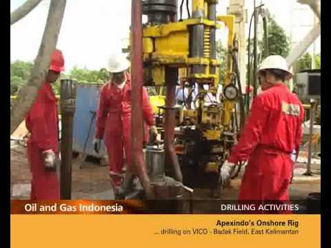 DRILLING ACTIVITIES - Apexindo Onshore Rig