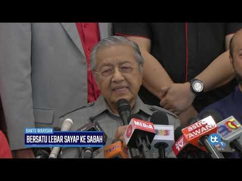 Bersatu Tubuh Cawangan Di Sabah