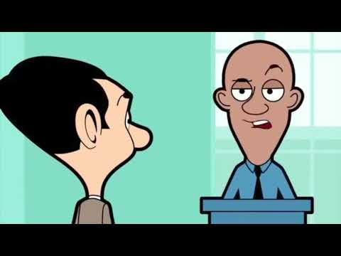 Mr.Bean cartoon new episodes 2016 - NON STOP 2 HOURS (HD)