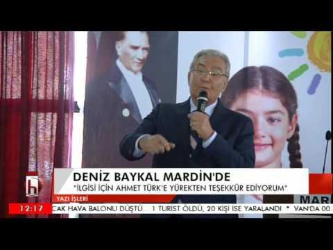 DENİZ BAYKAL MARDİN KONUŞMASI 10 04 2017
