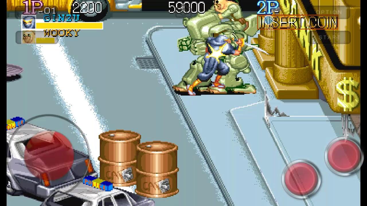 Captain commando game dingdong jadul 90an - YouTube