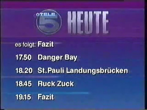 Tele 5 Programm