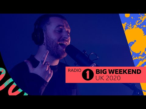 Sam Smith - Dancing With A Stranger (Radio 1's Big Weekend 2020)