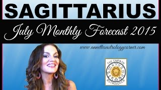 SAGITTARIUS JULY FORECAST 2015- How deep is your love?