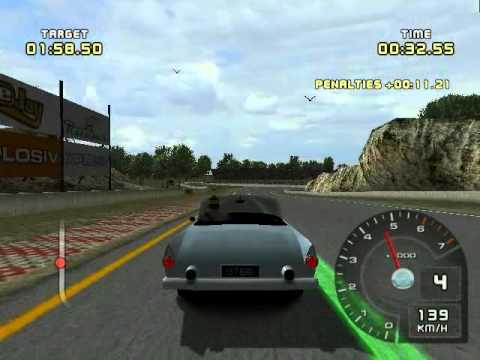 ford racing 2 for pc with my car : ford thunderbird 55'