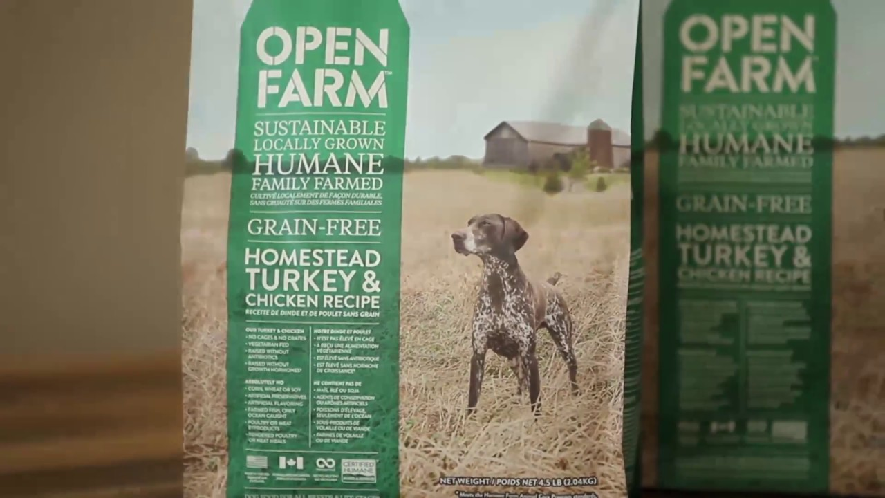 Open Farm Dog Food Review 2021 Dog Food Network