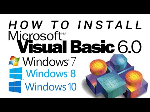 Cara Install Visual Basic Msdn
