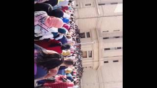 احلى تحرش قودام حفلة تامر عشور البنات بتصوت