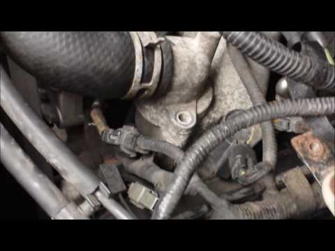Replace The Thermostat in Your 1997-2002 F150/Expedition