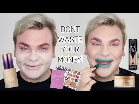 FULL FACE OF MAKEUP IM THROWING OUT! #3