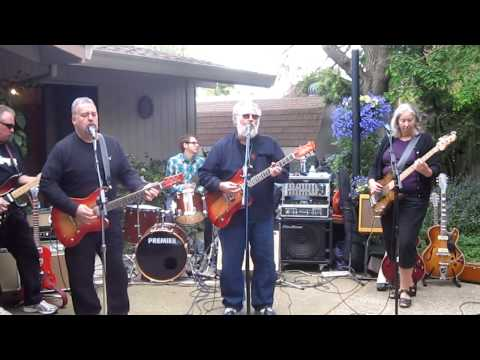 The Daylighter Blues Band plays