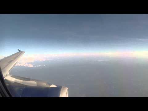 Delta A320 Full Flight - Birmingham, AL (BHM) To Atlanta, GA (ATL)