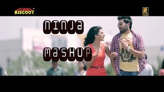 Ninja Hit Songs Mashup Ft. Ankit Sharda Music  Latest Punjabi Songs  Punjabi Remix  2016  Hd