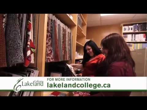Interior Design Technology at Lakeland College