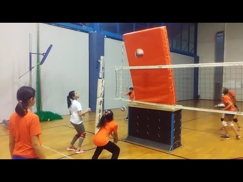 The Most Creative Volleyball Trainings (HD)