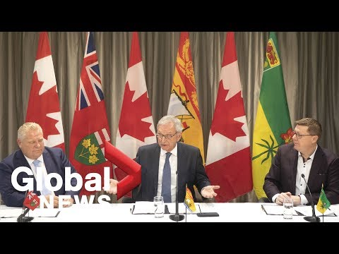 Canadian Premiers Collaborate On Development Of Nuclear Reactors To Combat Climate Change