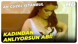 Ah Güzel İstanbul - Kamil, Genel Evde Cevahir'i Seçti!   Müjde Ar Kadir İnanır Eski Türk Filmi