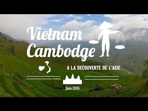 Vietnam & Cambodge 2015
