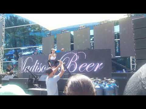 Madison Beer - Dead (LIVE) Aug 19 2017 Miami