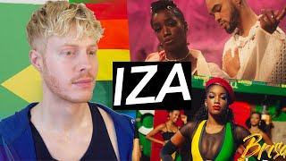 Baixar IZA: BRISA & LET ME BE THE ONE with MAEJOR REACTION