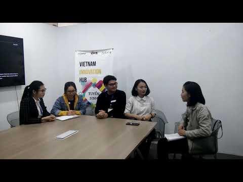 Phỏng vấn đội tham gia VIHUB -Connector