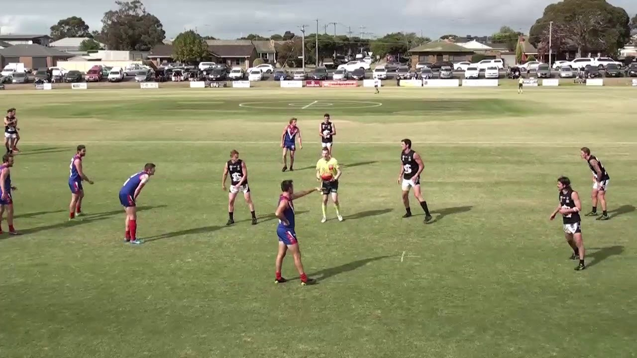 RD 1 South Barwon vs St Albans Ball Ups