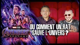 SéANCE PRIVéE #1 - AVENGERS: ENDGAME, OU COMMENT UN RAT SAUVE L'UNIVERS