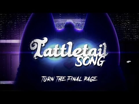 Turn The Final Page - DA Games (Sub. Español) A Tattletail Song