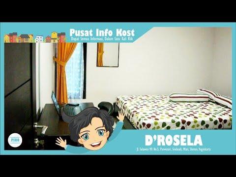 lokasi-kost-jogja-dekat-ugm-&-uny-(d'rosela)