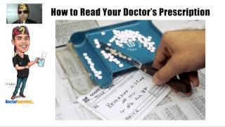 How to Read a Doctor Prescription like a Pro