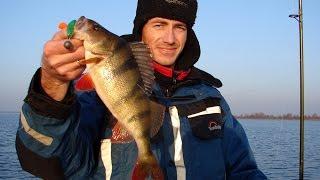 Риболовля на джиг в жовтні.