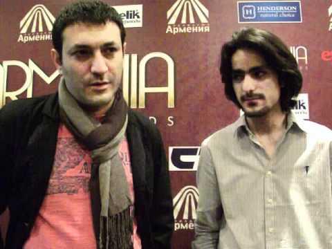 Dorians | Wishes To OGAE Armenia | Armenia Music Awards 2012