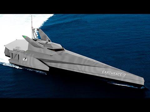 The Amazing MV EARTHRACE-2 - Kickstarter Video
