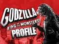 Godzilla 1954  KAIJU PROFILE