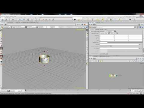 Sidefx Houdini Object Creation TAB  Interactive creation