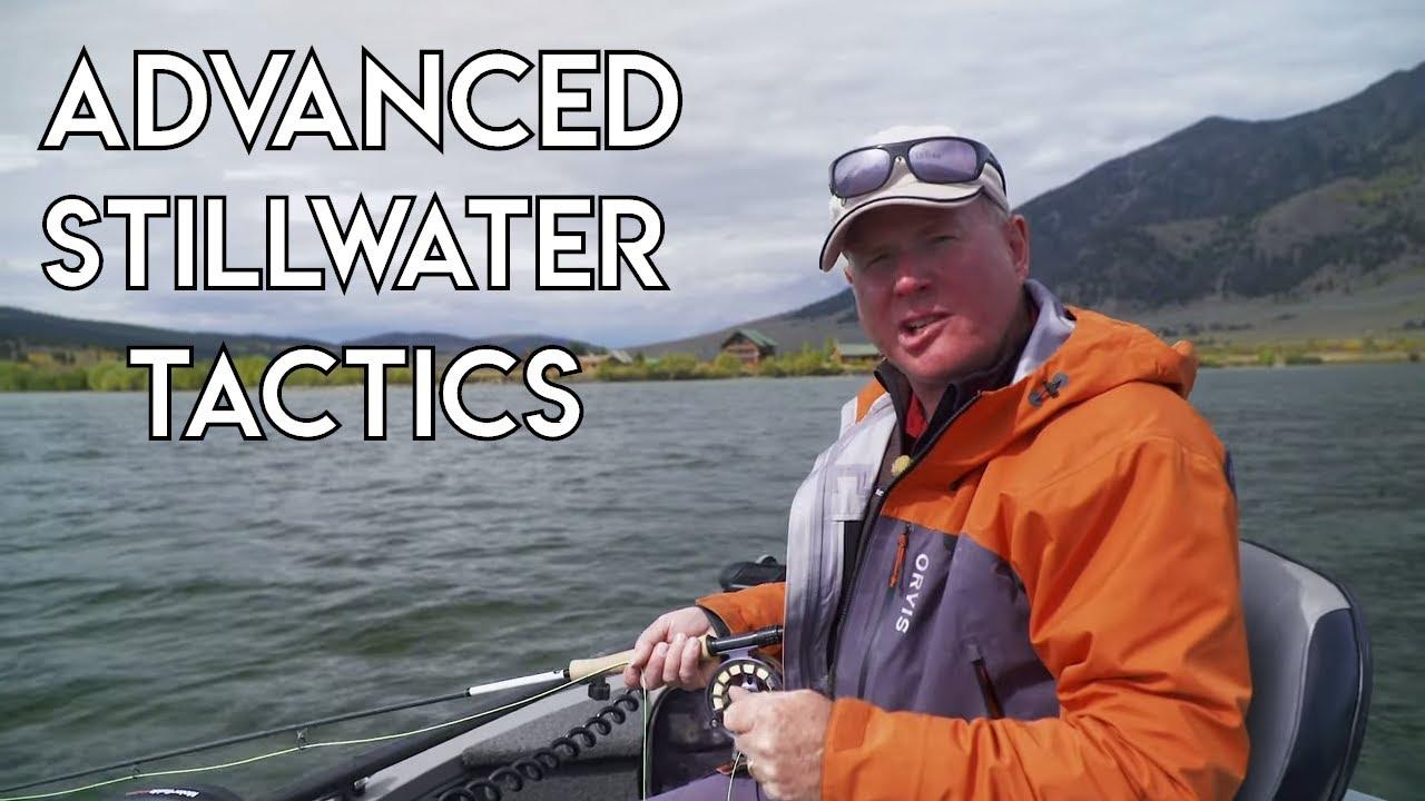 Orvis Advanced Stillwater Tactics
