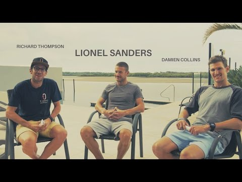Q&A | Lionel Sanders: Kona IRONMAN World Championship and Training Strategies.