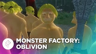 Monster Factory: Creating an Army of Banana-Men in Oblivion